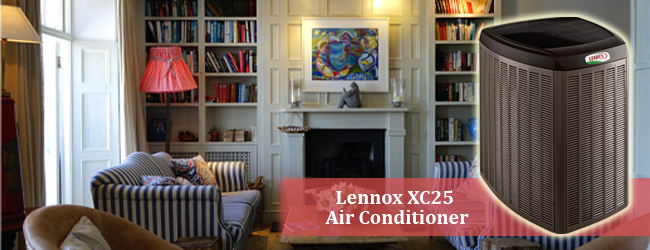 Highlighting the Lennox XC25 Air Conditioner